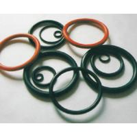 China High Elastic Normal Rubber O Ring Seal Anti - Chemical Durable Colorful wholesale
