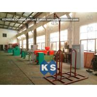 China PVC Wire Coating Machine 120mm x 150mm for PVC Coated Hexagonal Wire Mesh wholesale