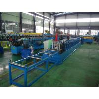 China Hydraulic Ceiling Channel Roll Forming Machine Steel Plate Welding Structure 7.5KW wholesale