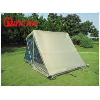 Quality 150D oxford fabric Tent and Awning green 2.5m × 2m for camping for sale