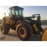 China Model WP10 Heavy Construction Machinery / Electric Wheel Loader Rated Power 162kw wholesale