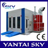 China SB-100 used spray booth for sale wholesale