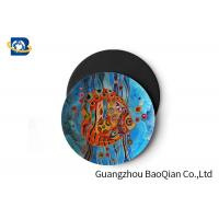 China Fish Image 3D Printing Lenticular Coasters No Suction Cup Bath Mat Plastic Placemats wholesale