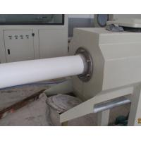 China High Output PE / PPR PVC Pipe Extrusion Line , Drainage PVC Pipe Machine Line wholesale