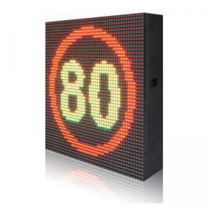 China LED Traffic Digital Aluminum Speed Limit Sign wholesale