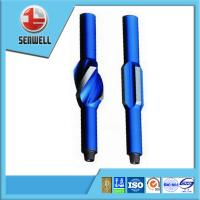 Buy cheap API standard AISI 4145H Mod forged straight stabilizer for drilling from wholesalers