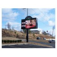 China 1R1G1B SMD3535 HD Outdoor Advertising Led Display P10 320 * 160mm FCC / ROHS wholesale