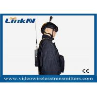 China 5km LOS transmission COFDM HD wireless transmitter with H.264 video compression wholesale