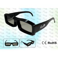 China REALD Cinema and Home TVs Circular polarized 3D glasses wholesale
