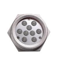 China High Power 27W RGB Drain Plug Led Underwater Boat Light Stainless Steel 316 wholesale