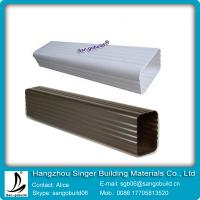 China 2015 New Hotsale PVC Rain Gutter And Rain Gutter Fitting For Plastic Building Materials wholesale