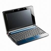 China Netbook Computer with Google's Android 4.0 OS, VIA8850 CPU, 1GB DDR and 4GB NAND Flash wholesale