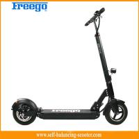 China CE FCC Approval Big Wheel Electric Kick Scooter Adult Electric Scooter Skateboard wholesale