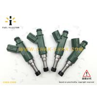 China Fuel injector For Toyota HILUX VIGO OEM , 23250-0C050 / 23209-0C050 wholesale