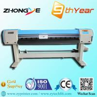 China hot selling eco solvent printer with 1.8m wholesale
