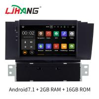 China Android 7.1 Citroen Car Stereo DVD Player With FM AM RDS DAB MP3 MP5 wholesale