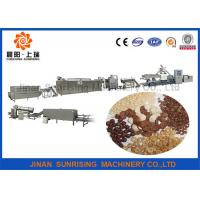 China Automatic Corn Flakes Processing Line / Production Line Performance Moderate wholesale