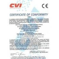 China Motor Online Market Certifications