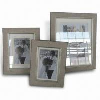 China PS Photo Frame, Available in Various Colors and Sizes wholesale