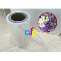 China 40 Mic Matte / Glossy Flexible Packaging Film For Flower Eco Friendly Material wholesale