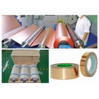 China ​Width 1380mm Conductive Copper Foil For FCCL High Temperature Resistance wholesale