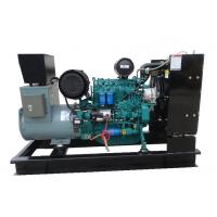 China Deutz CE ISO Approved Weichai Diesel Generator Set 100kw / 125kva Water Cooling wholesale