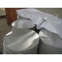 China Aluminium Circle / Disc 1100  1050  H14/18  0.5mm to 1.5mm dia for the ventilator Fan wholesale