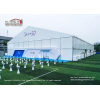 Buy cheap 5000 People Big Clear Span Tent with 6m Side Height for Outdoor Events from wholesalers