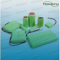 China Customize D 10.8V Nimh Rechargeable Battery Pack for Solar Lights, Electronic Toys wholesale