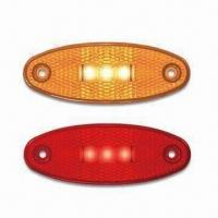 China LED Trailer Lights with PC Lens, Weather Durable and Waterproof Seal wholesale