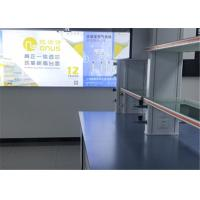 China Laboratory Furniture Epoxy Resin Worktops With New Blue Color wholesale