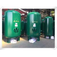 China Nitrogen Compressor Air Receiver Tank Replacements , Compressed Air Accumulator Tank wholesale