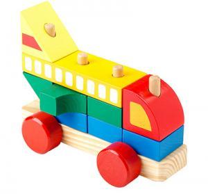 China wooden block stack ( Wooden Ocean blocks) wholesale