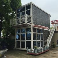 China Residential Lightweight Steel Fabricated House Level 6 Earthquake Type Fast Installation wholesale