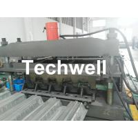 China Steel Structure Floor Deck Cold Roll Forming Machine For Galvanized Steel Sheet wholesale