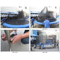China Big trampoline Per-shipment inspection(PSI)/Third party inspection services wholesale