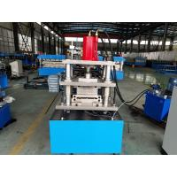 China Manual / Hydraulic 7.5kw Cold Roll Forming Machine 1ac.5mm Steel Thickness wholesale