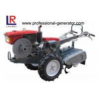 Buy cheap Hand Walking 7HP Diesel Oil Power Tiller Agriculture Machine CE / ISO Certificated from wholesalers
