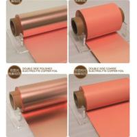 China 1 OZ Electrolytic Copper Foil For MCCL CCL High Temperature SGS Approval wholesale