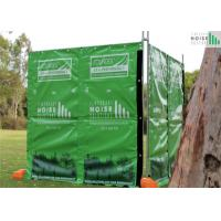 China Temporary Noise Barriers 4 layer + design insulated and reduction noise 40dB wholesale