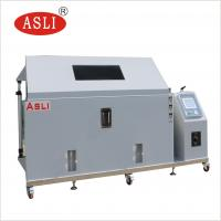 China Salt Mist Corrosion Test Chamber / Salt Spray Test Equipment For Zinc Plating on sale