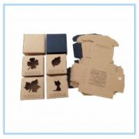 China Customized Cardboard Soap Packaging Box Recyclable Printing Surface wholesale