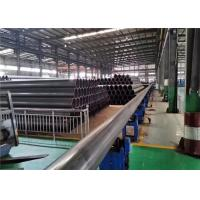 Buy cheap ASTM A 795 Carbon seamless or welded Metal Steel Pipe With Red Paint And Groove from wholesalers
