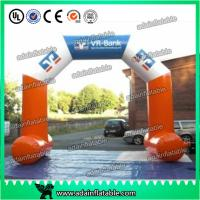 China Customized Sports Advertising PVC Inflatable Arch/Inflatable Start Arch wholesale