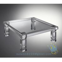 China acrylic marble table wholesale