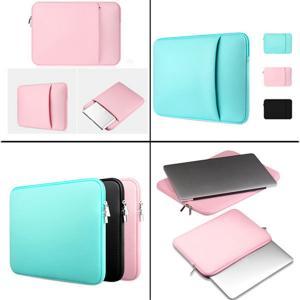 China Casual Neoprene Laptop Sleeve BagRusable Zipper Closure For Apple Ipad MacBook on sale