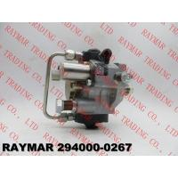 Buy cheap DENSO HP3 common rail fuel pump 294000-0260, 294000-0261, 294000-0262, 294000-0267 for ISUZU 8973288867, 8-97328886-7 from wholesalers