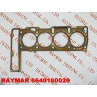 China SSANGYONG Engine cylinder gasket 6640160020, A6640160020 wholesale
