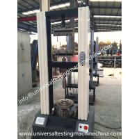 China wide width tensile strength testing machine wholesale