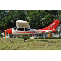 China 2.4Ghz 4 Channel Remote Control High Quality Cessna EPO Brushless RC Planes For Begginer wholesale